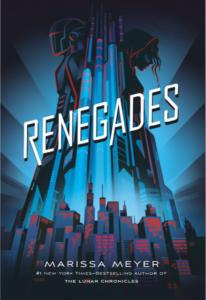 Blog Tour: Renegades by Marissa Meyer