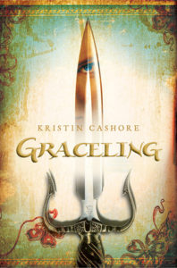 Flashback Friday: Graceling by Kristin Cashore
