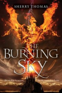 Flashback Friday: The Burning Sky by Sherry Thomas