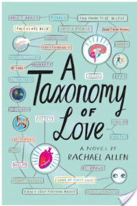 A Taxonomy of Love by Rachael Allen