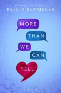 Waiting on Wednesday: More Than We Can Tell by Brigid Kemmerer