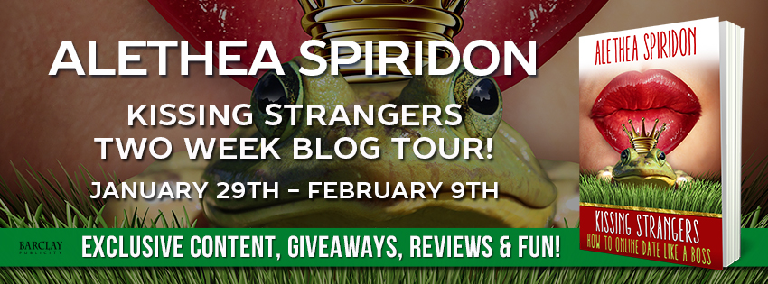 Kissing Strangers by Alethea Spiridon