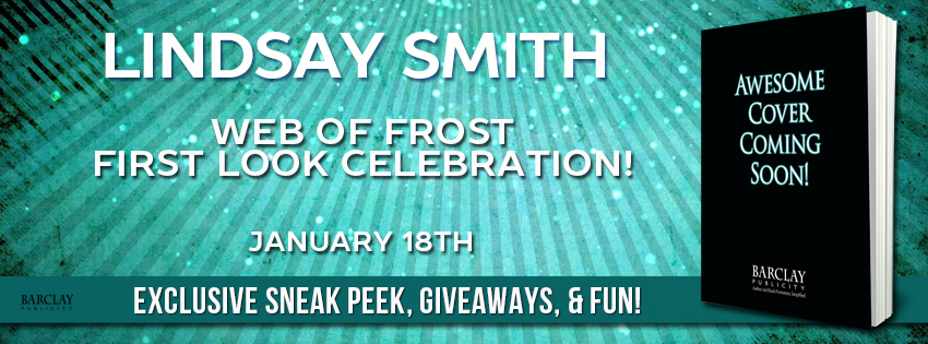 First Look: A Web Of Frost by Lindsay Smith