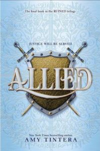 Waiting on Wednesday: Allied by Amy Tintera