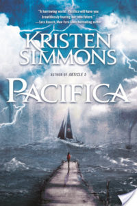 Blog Tour: Pacifica by Kristen Simmons