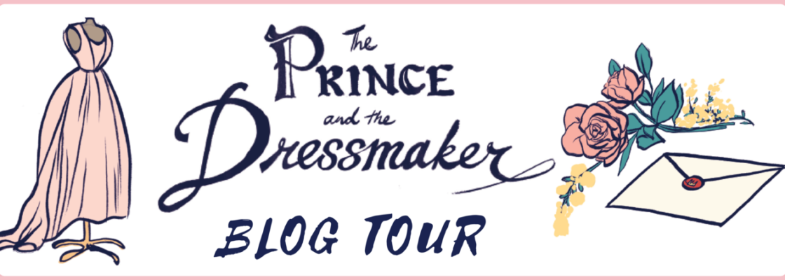 Blog Tour: The Prince & The Dressmaker by Jen Wang