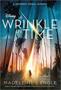 Blog Tour: A Wrinkle in Time by Madeleine L'Engle