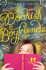 Waiting on Wednesday: Bookish Boyfriends by Tiffany Schmidt