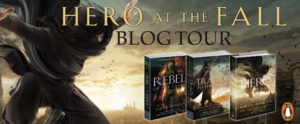 Blog Tour: Hero At The Fall by Alwyn Hamilton
