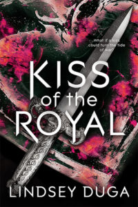 Waiting on Wednesday: Kiss of The Royal by Lindsey Duga