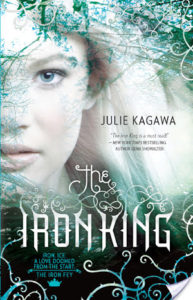 Flashback Friday: The Iron King by Julie Kagawa