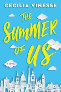 Waiting on Wednesday: The Summer of Us by Cecilia Vinesse