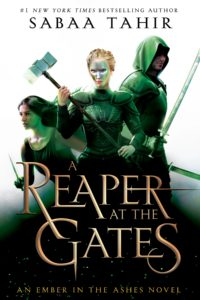 Blog Tour: A Reaper at the Gates by Sabaa Tahir