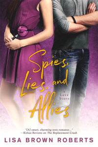 Blog Tour:  Spies, Lies and Allies by Lisa Brown Roberts