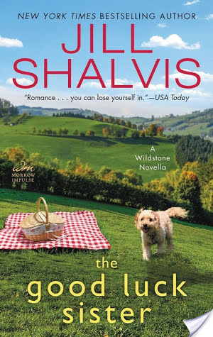 Blog Tour: The Good Luck Sister by Jill Shalvis