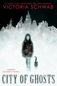 Waiting On Wednesday: City of Ghosts by Victoria Schwab