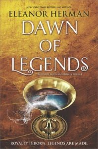 Blog Tour: Dawn of Legends by Eleanor Herman