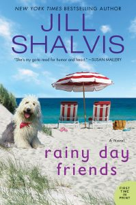 Blog Tour: Rainy Day Friends by Jill Shalvis