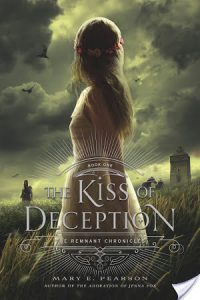 Flashback Friday:  The Kiss of Deception by Mary E. Pearson