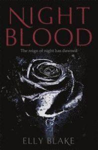 Nightblood (Frostblood #3) by Elly Blake