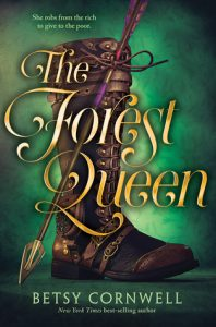 Blog Tour:   The Forest Queen by Betsy Cornwell