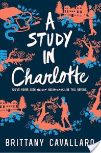 Flashback Friday: A Study in Charlotte by Brittany Cavallaro