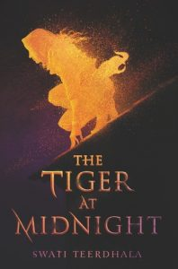 Waiting on Wednesday: The Tiger at Midnight by Swati Teerdhala