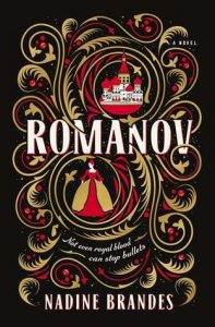 Waiting on Wednesday: Romanov by Nadine Brandes
