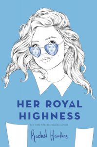 Waiting on Wednesday: Her Royal Highness by Rachel Hawkins
