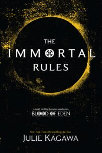 Flashback Friday: The Immortal Rules by Julie Kagawa