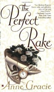 Flashback Friday: The Perfect Rake (The Merridew Sisters #1) by Anne Gracie