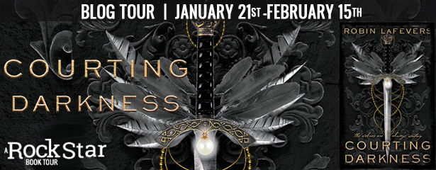 Blog Tour: Courting Darkness by Robin LaFevers