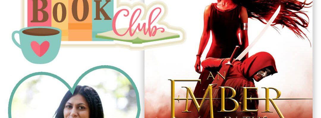 #EJKMBookClub : An Ember in the Ashes by Sabaa Tahir Podcast