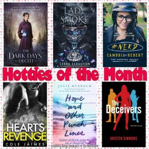 Hotties of the Month