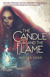 Waiting on Wednesday: The Candle and The Flame by Nafiza Azad