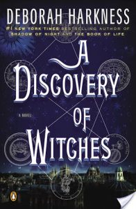 Flashback Friday: A Discovery of Witches by Deborah Harkness