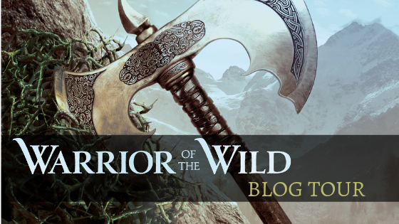 Blog Tour:  Warrior of the Wild by Tricia Levenseller