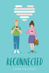 Waiting on Wednesday: Reconnected by Catherine Tinker
