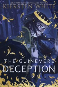 Waiting on Wednesday: The Guinevere Deception by Kiersten White