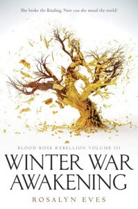 Blog Tour: Winter War Awakening by Rosalyn Eves