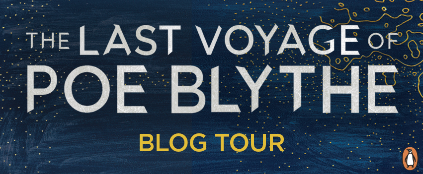 The Last Voyage of Poe Blythe Blog Tour