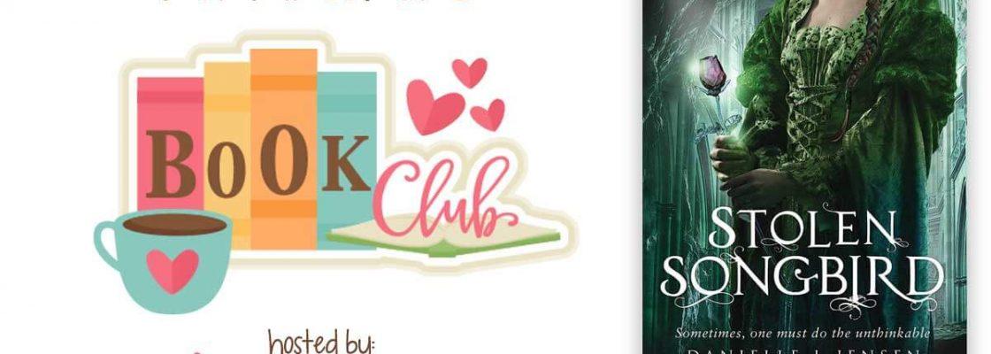 #EJKMBookClub ft. Stolen Songbird by Danielle L. Jensen Podcast