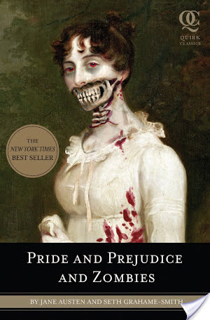 Flashback Friday: Pride and Prejudice and Zombies by Seth Grahame-Smith
