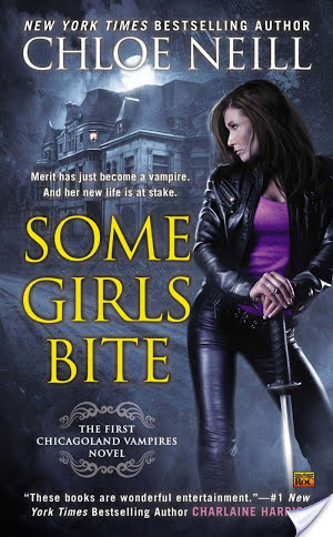 Flashback Friday: Some Girls Bite by Chloe Neill