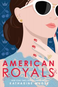 Waiting on Wednesday: American Royals by Katharine McGee