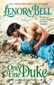 Blog Tour: One Fine Duke by Lenora Bell