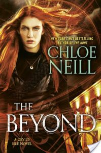 Feature: The Beyond (Devil's Isle #4) by Chloe Neill