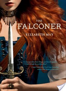 Flashback Friday: The Falconer by Elizabeth May