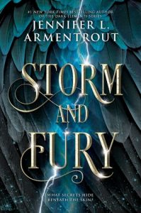 Storm & Fury (The Harbinger #1) by Jennifer Armentrout