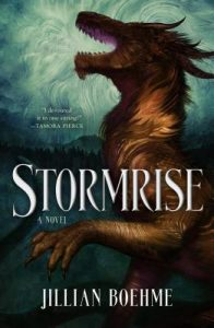 Waiting on Wednesday: Stormrise by Jillian Boehme